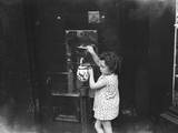 Automatic Milk Machine Photographic Print