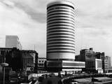 Birmingham Rotunda Photographic Print