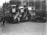London Buses Photographic Print