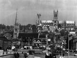 England, Lincoln, 1950S Photographic Print