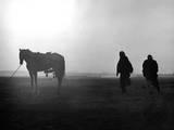 Desert Bedouins Photographic Print