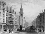 England, London, Cheapside Photographic Print