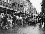 Berwick Street Market Photographic Print