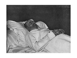 Emile Zola Dead Giclee Print