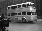Aec Bus 1932 (London) Photographic Print