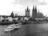 Germany, Cologne Photographic Print