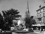 Llandudno, Mostyn Street Photographic Print