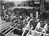 Petticoat Lane 1930s Photographic Print