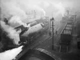 L.N.E.R. Locomotive Photographic Print