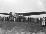 Princess Bibesco's Plane Photographic Print