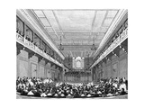 Concert at Hamburg,1845 Giclee Print