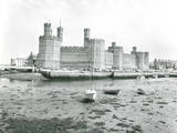 Caernarvon Castle Photographic Print