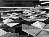 Bull Ring Market Stalls Photographic Print