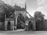 Tollymore Entrance Gate Photographic Print