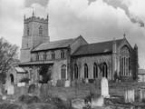 Cressingham Church Photographic Print