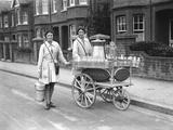 Margate Milkmaids Photographic Print