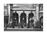 Burlington Arcade Giclee Print