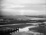Morecambe Sunset Photographic Print