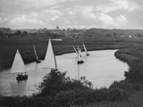 The Norfolk Broads Photographic Print