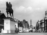 London, Whitehall 1940S Photographic Print