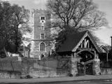 St. Wollo's Church Photographic Print