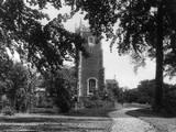 Sandringham Church Photographic Print