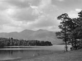 England, Derwentwater Photographic Print