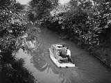 Motor Boat Cruiser Photographic Print