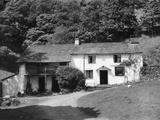 Lake District Farmhouse Photographic Print