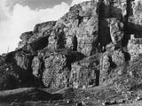Upper Teesdale Rocks Photographic Print