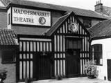 Maddermarket Theatre Photographic Print