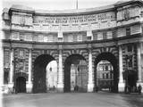 Admiralty Arch 1930S Photographic Print
