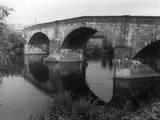Ribchester Bridge Photographic Print