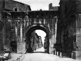 Augustus' Arch, Fano Photographic Print