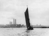 Thames Barge Photographic Print