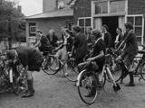 Ladies Cycling Club Fotografiskt tryck
