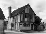 Tudor Cottage Photographic Print