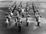 Military Band Photographic Print