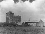 Farne Islands Tower Photographic Print