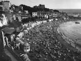 Broadstairs Seaside View Photographic Print