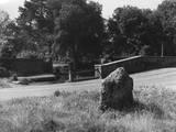 Prehistoric Markstone Photographic Print