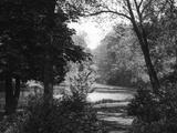 Wanstead Lake Photographic Print