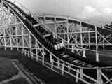Switchback at Blackpool Photographic Print
