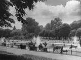 Kensington Gardens Photographic Print