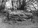 Recumbent Menhir Photographic Print