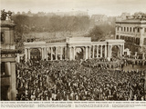 State Funeral of King George V in London Photographic Print