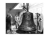 Tenor Bell for St. Paul's, 1878 Giclee Print