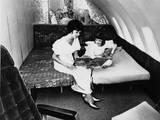 Jumbo Jet Bedtime Story Photographic Print