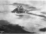 Mont St. Michel from Air Photographic Print