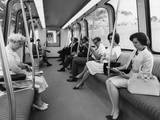 Transit Expressway Photographic Print